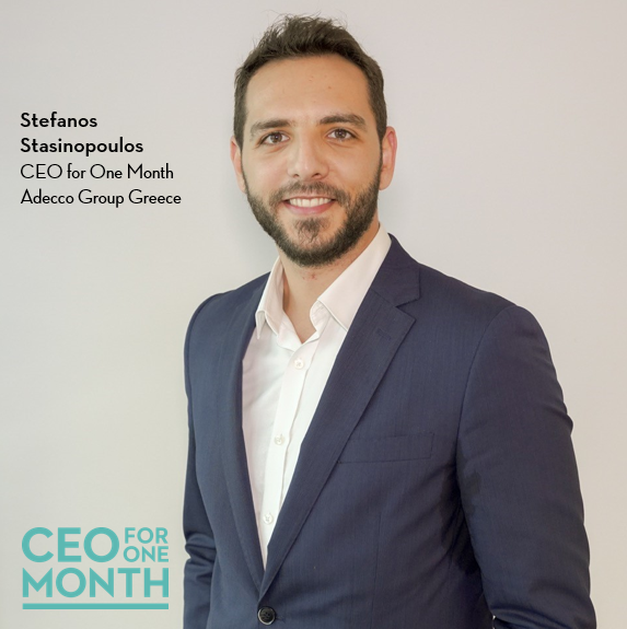 CEO for One Month 2019
