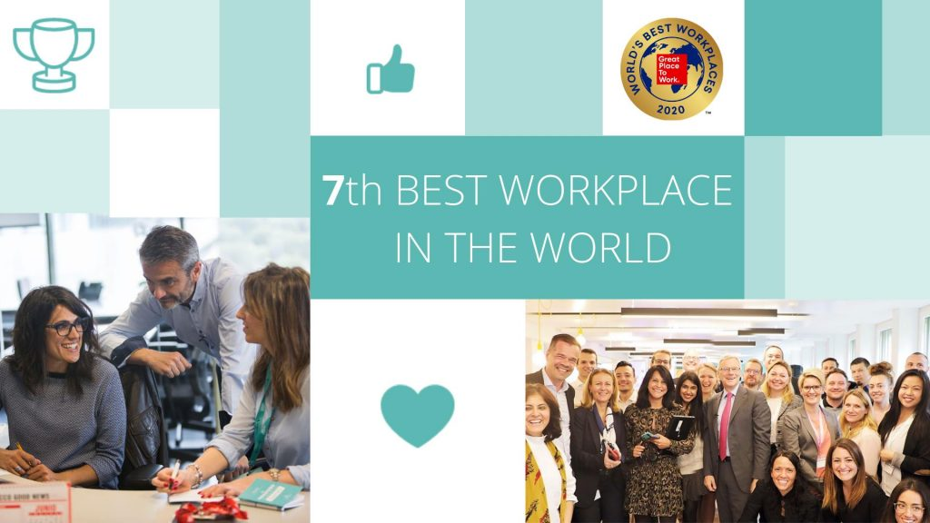 Adecco Group Best Workplace